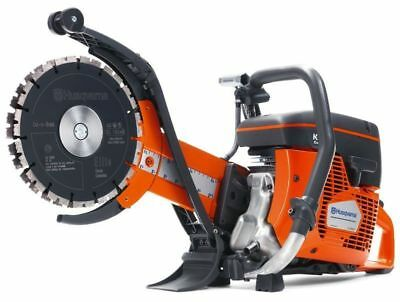 Husqvarna K760 Cut-n-break Comes W Husqvarna El35cnb Blades Cut-n-break Tool
