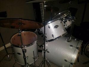 Pearl Export Series Drums