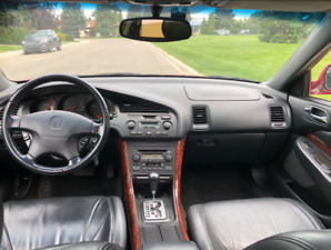 Immaculate condition 2001 Acura 3.2 TL
