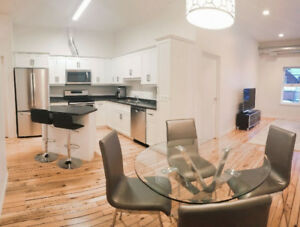 Newly constructed 2 bedroom downtown for Dec 1