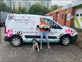 Bonnie Paws dog walking