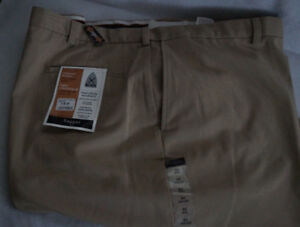 New Men's Pants Size 54 Haggar Pants New With Tags