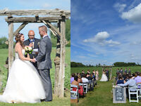 45% OFF WEDDING PHOTO $700 & VIDEO $800 ALL $1500 OR CHOOSE ONE