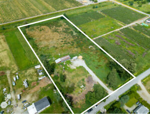 FOR SALE! $1,595,000 4.98 Acres • Land Only