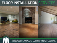 FLOORING INSTALLATION. Affordable Price!