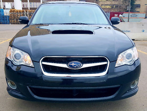 2008 Subaru legacy Limited AWD Turbo GT Leather