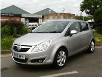 VauxhallCorsa 1.4i 16v SE AUTOMATIC LPG CONVERSION