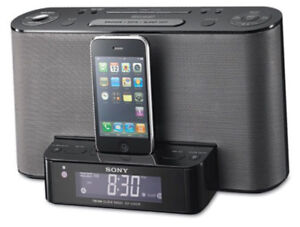 CLOCK RADIO by Sony