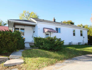 Bowmanville Bungalow with In-Law Potential