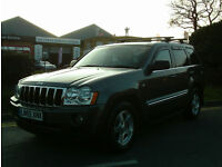 Jeep Grand Cherokee 3.0CRD V6 auto Limited DIESEL AUTOMATIC