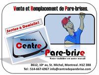 Centre de Pare-brise, Windshields, Montréal