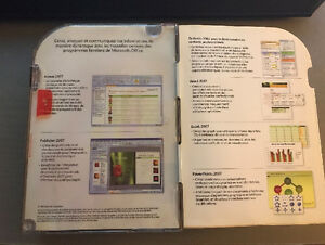 Microsoft Office Intégrale 2007 (French) - Brand New