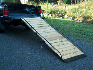 MOBILITY SCOOTER RAMP  7 FT LONG