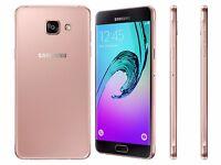 Samsung galaxy A5 2016, unlocked, good condition, rose gold, £185 fix price