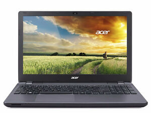 Gently used 2015 Acer Aspire E5-571-54R4 Laptop
