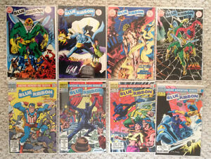 COMPLETE RUN of all Red Circle (MLJ superheroes) from 1979-84