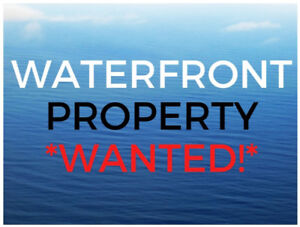 *WANTED* - Waterfront Property: Upper Kingsclear