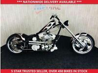 WEST COAST CHOPPERS CFL CHOPPER FOR LIFE ONE OFF BUILD HIGH SPEC MOT 05/19