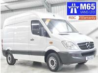 MERCEDES SPRINTER SHORT WHEELBASE 2.1CDI SWB 1 OWNER FULLY MAINTAINED
