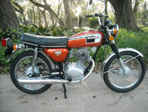 Looking for a Honda CB 125