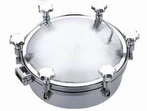 Stainless Pressure Circular Manhole 200mm(020070)