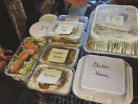 Student meal plan, HALAL & party catering service