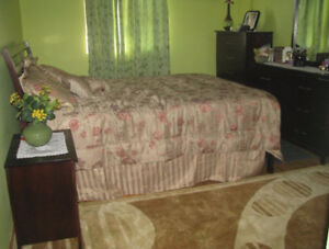MOVING OUT, NEED FURNITURE GONE! SOFA, BED SET AND MORE!