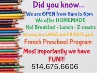 Garderie Educative Les Muses Daycare and Preschool