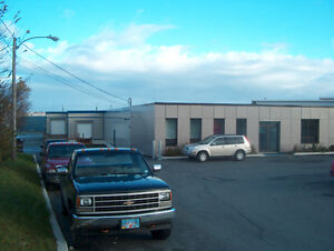 Heated Warehouse/Office Space for Lease