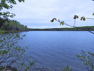 LAKEFRONT LOT - WILDOR PARK SUBDIVISION - SHERBROOKE LAKE