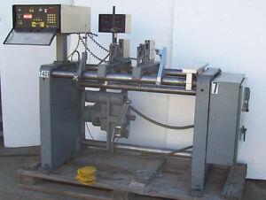 35 lb. Giddings & Lewis / Gilman - Gisholt Model HBS-35 Dynamic Balancer