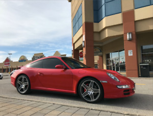 2007 Porsche 911 4S Targa Loaded Manual, Warranty, Etestd & Cert