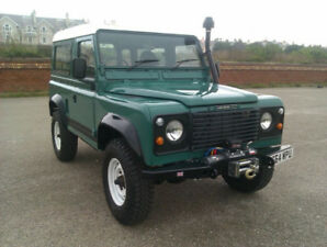 1984 Land Rover Defender 90 Station Wagon