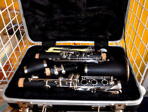 Brand new clarinet (black)