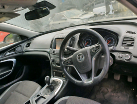 Vauxhall insignia facelift airbag kit dashboard 13-17