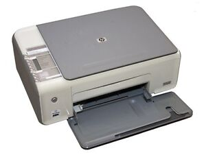 HP deskjet printer scanner photocopier model 1510