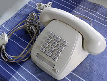 Collectors Telephone - Tone/Decadic Touch Button early model JG1 Blacktown Area Preview