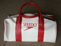vintage Speedo gym bag