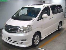 image for 2007 Toyota ALPHARD MZ G EDITION AERO 3.0 V6 Auto Sunroof Curtains Cruise Grade
