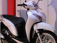 Honda ANC 125 F SH MODE