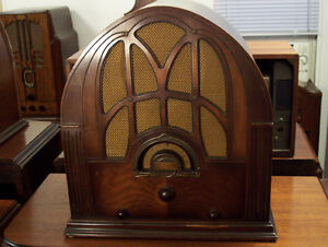 Wanted - Old school tube radio
