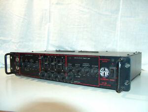 SWR SM-400 Amplificateur de basse 400 W