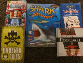 Five Kids Book
