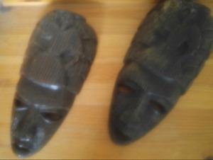 African Masks $25