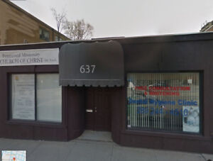 Upper James Busy Commercial/Business office space for rent!!!