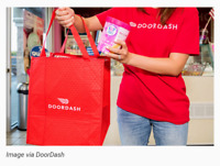 Attn Couriers! Door dash has launched and is in need of drivers