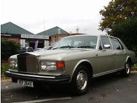 Rolls-Royce Silver Spirit 6.8 4dr£10,000 STUNNING CONDITION 1981 (X reg), Saloon