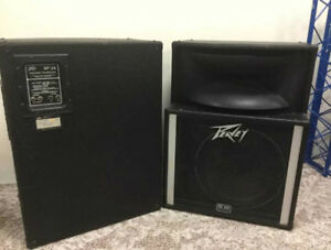 PEAVEY SP 2A SPEAKERS /  $200 PAIR