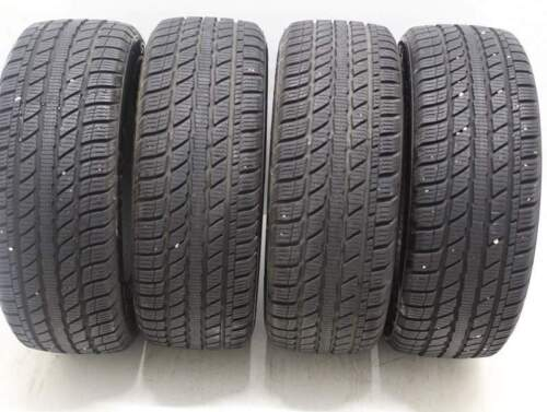 Kit di 4 gomme usate 235/55/18 Toyo