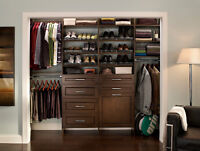 Closet Organizer Business Assets For Sale